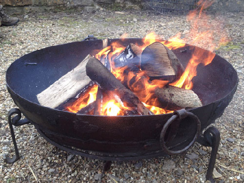 marquee heating, fire pits, fire hire, wedding hire dorset, wedding prop hire