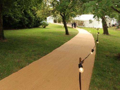 marquee flooring, wedding marquee acsories, matting, walkway matting